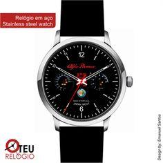 Mostrar detalhes para Relógio de pulso OTR PAINEL 019