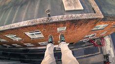POV Rooftop Parkour in Southampton with James Kingston | POV Adventures ...
