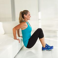 9 Ways to Sculpt Your Body On the Couch