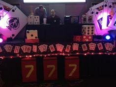 Vegas prom stage!