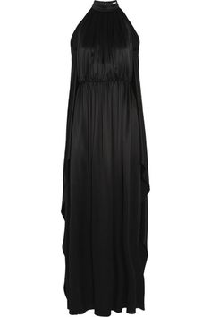 Givenchy Scarf-back Gown - 15 Chic Capes For Winter - How To Wear A Cape - Elle