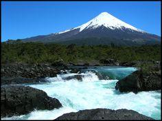 Amenazamos con ir de vacaciones a Pucon, Chile ;)