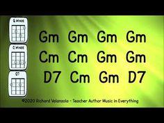 G Minor, Backing Tracks, Ukulele, Teacher Resources, Blues, The Creator, Author, Teaching, Bar