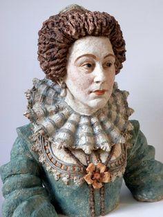 Karin Hessenberg - Sculpture and Ceramics - Portfolio