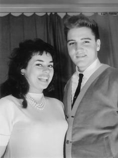 Elvis - January 1959, Munich, with Vera