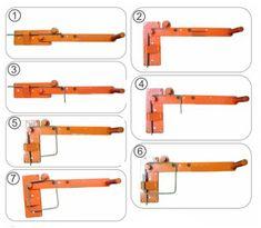 Ayuda para realizar una dobladora horizontal de estribos