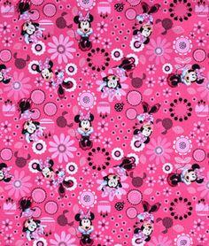 Springs Creative Disney Minnie Bowtique Allover Fabric