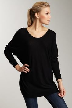 Vince Slouch Sweater... love sweaters like this, fit just right