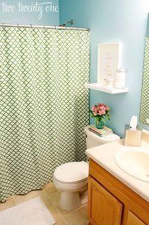 guest bathroom makeover, bathroom ideas, home decor