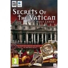 Secrets Of The Vatican The Holy Lance Game PC & Mac   http://gamesactions.com shares #new #latest #videogames #games for #pc #psp #ps3 #wii #xbox #nintendo #3ds