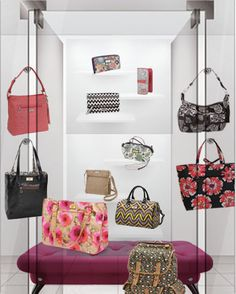 Who doesn't love purses, bags, and accessories? No need to try them on...they always fit! You are invited to the ULTIMATE SHOPPING EXPERIENCE. Explore Gigi's Closet for stylish and durable bags, totes and accessories. They make great teacher gifts. Need a gift for Father's Day? Check out our JM Porter collection. Stay organized with Gigi Hill. Take a look. This closet is only open until May 24th, so stop in today. http://www.gigihillbags.com/PublicStore/event/10524/default.aspx