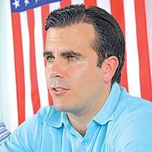 Ricardo Rosello Governor of Puerto Rico 2017