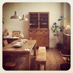 At Truck furniture to meet Tok- best shop ever - @Annelien Dique Court