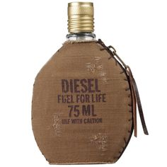 Diesel Fuel For Life Masculino Eau de Toilette