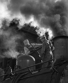 railroad workers - my paternal grandfather and great grandfather work for the railroad