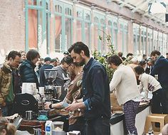 FOOD FOR THOUGHT - in Amsterdam on May 17 & 18? Go to the Local Goods Weekend Market, indie and local brands only - you will love it!