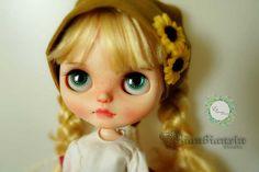FSE OOAK Custom Blythe Doll reservados orden por ElfSecretForest