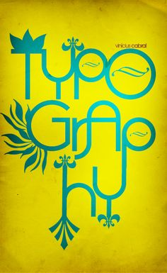 Typography by SpiderIV
