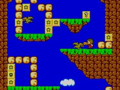 Alex Kidd in Miracle World!!