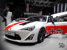 #toyota #gt86 #GIMS 2016 - Sportives japonaises - CarAndTrips.com ►FB…