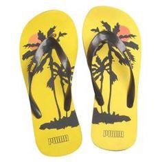 40% Off on Puma Unisex Yellow – Slippers@543