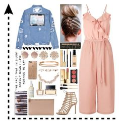 """""""//Where is my mind?//"""" by kcliffxx on Polyvore featuring New Look, Gianvito Rossi, Valentino, Yves Saint Laurent, MAC Cosmetics, Smashbox, Gorgeous Cosmetics, River Island, Swarovski and Torrid"""