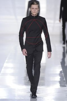 #fashion / Dior Homme RTW Fall 2013