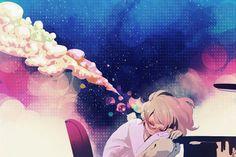 anime, Dream, and anime girl image