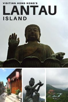 Planning a trip to Hong Kong? Visiting the Tian Tan Buddha is a must do! My friends and I did an easy day trip to Lantau Island to visit the Tian Tan Buddha and Tai O, a fishing village.