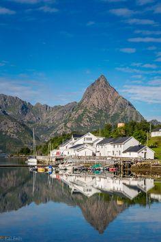 Landscape Photos, Norway, Mount Everest, Mountains, Nature, Travel, Naturaleza, Viajes, Destinations