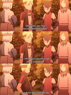Boruto; Naruto Next Generation Episode 175 Naruto Uzumaki, Sarada Uchiha, Anime Naruto, Cr7 Wallpapers, Boruto Characters, Team 7, Confessions, Nerd, Movie Posters
