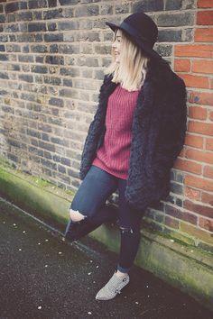 jeans & jumper