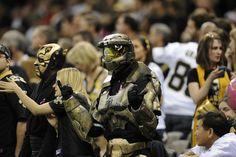 Saints Fans All Images Copyright Michael C. Hebert Michael C. Hebert / New Orleans Saints #Saints #NOLA