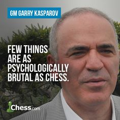 Play Chess Online, Play Online, Chess Quotes, Garry Kasparov, Kings Game, Word Games, Free Games, Words Quotes, Psychology