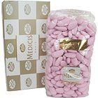 Medicis - Pink French Almond Dragees (French Jordan Almonds) 330pc 1kg (2.2lbs)