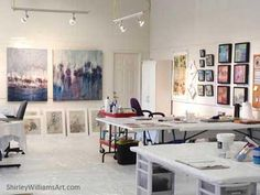 Shirley Williams, Clean Sweep, Painting Studio, Art Life, My Images, My Arts, About Me Blog, Paintings, Furniture