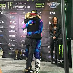 """""""Emotions running in me right now. This right here is a true man who has put in everything in what he loves, from moto to family. Hard work pays off & I'm…"""""""