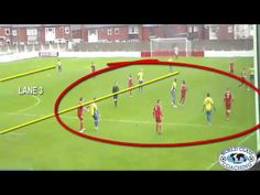 Analysis of Penetrating between the lines and how to coach prevention (taster session) - YouTube