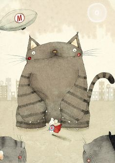 Cats Only by Judith Loske