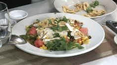 Cooking with Chef Hermann: Grilled Cobia Salad with Corn & Watermelon - Heritage Broadcasting https://link.crwd.fr/2Wv2