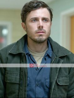 Manchester by the Sea Casey Affleck Lee Chandler Jacket