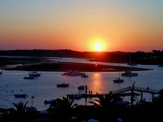 https://flic.kr/p/fURct1   Sunset in Alvor , Algarve , Portugal   Sunset in Alvor , Algarve , Portugal  Welcome to the Algarve my friends!  This year we went on holiday to the beautiful village of Alvor , in the municipality of Portimão. The village has a bit more then 6000 inhabitants.  Alvor was founded in 436 by the Carthaginian General Aníbal Barca as a commercial port.  The Ria de Alvor (Alvor Estuary) is located between the towns of Lagos and Portimão. Covering 1700 hectares it…