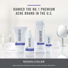Combat acne and post-acne marks with our clinically proven Rodan + Fields UNBLEMISH acne blemish treatment regimen. Learn more about UNBLEMISH. Unblemish Rodan And Fields, My Rodan And Fields, Rodan And Fields Business, Acne Skin, Acne Scars, Acne Blemishes, Oily Skin, Skin Care Regimen, Skin Care Tips