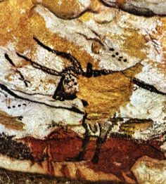16,500 yr old cave painting of an auroch? Yes! But also the 1st map of any kind. The famous French Lascaux caves contain paintings that are star maps. Pleiades star cluster, otherwise known as the Seven Sisters. Today this region of the sky forms part of the constellation Taurus. The line of dots to the left are what is now known as Orion's belt.