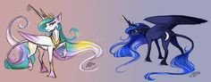Royal Sisters by Famosity