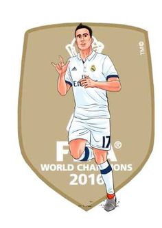 Vázquez Fotos Real Madrid, Real Madrid Team, Real Madrid Football Club, Real Madrid Players, First Football, Football Love, Good Soccer Players, Football Players, Fifa