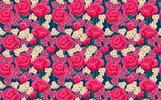 Image result for flower pattern hd