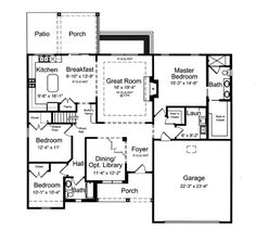1st floor plan floor plans pinterest. Black Bedroom Furniture Sets. Home Design Ideas