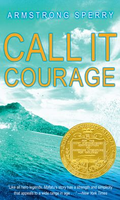 Call It Courage by Armstrong Sperry, 1940 | 12 Classic Wilderness Survival Chapter Books Worth Revisiting