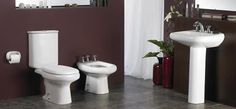 Línea Adriática Toilet, Bathroom, Little Cottages, Blue Prints, Washroom, Litter Box, Bathrooms, Flush Toilet, Powder Room